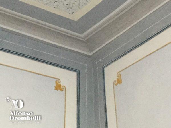 Cornice, alta decorazione