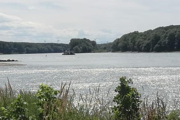 Veduta sul Danubio