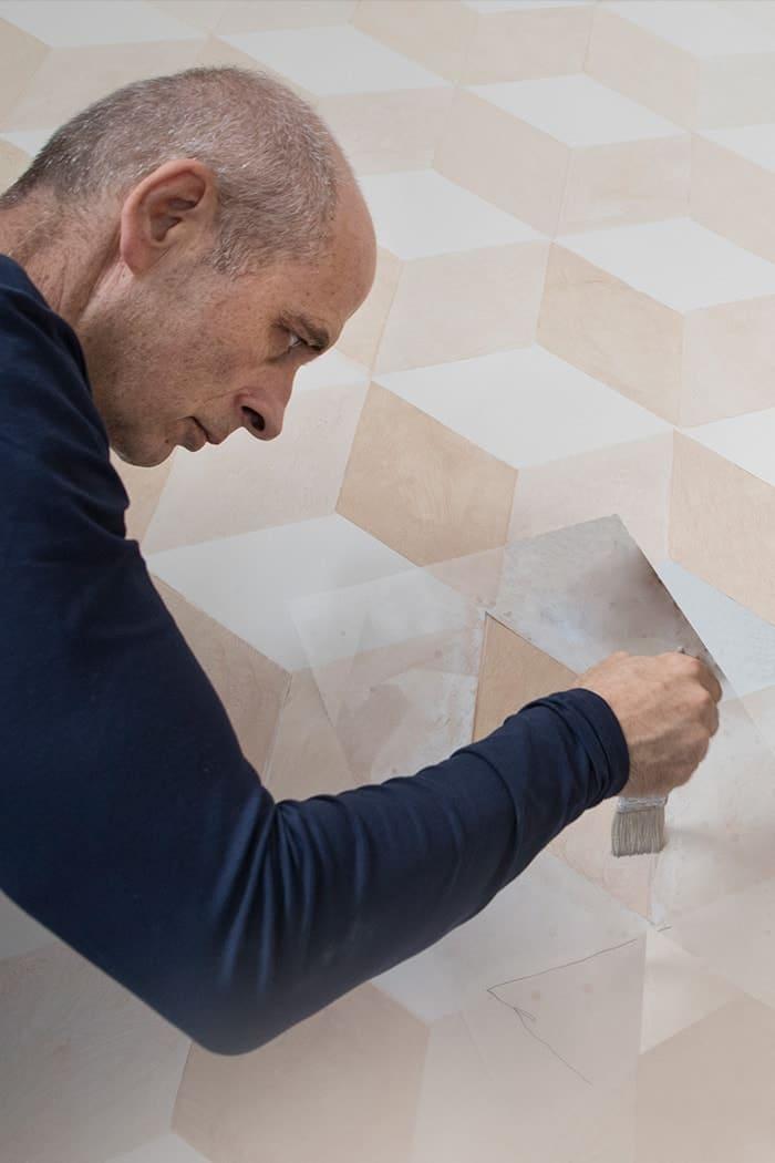 Alfonso Orombelli: decoratore, artigiano e artista
