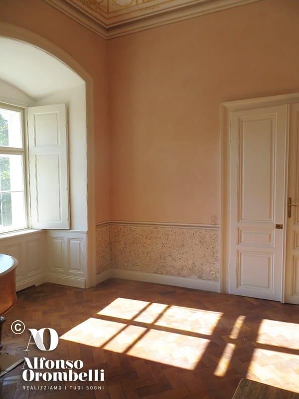 Alta decorazione: pareti colore rosa